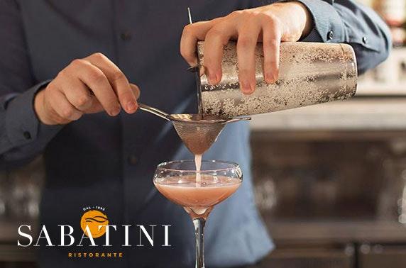 Sabatini Italian dining