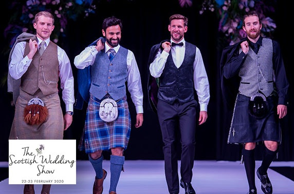 The Scottish Wedding Show VIP tickets