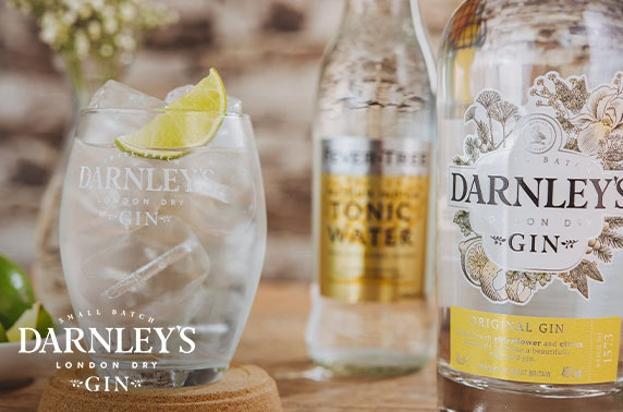 Gin tour, Darnley's Gin Distillery