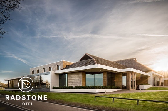 Award-winning Radstone Hotel dining