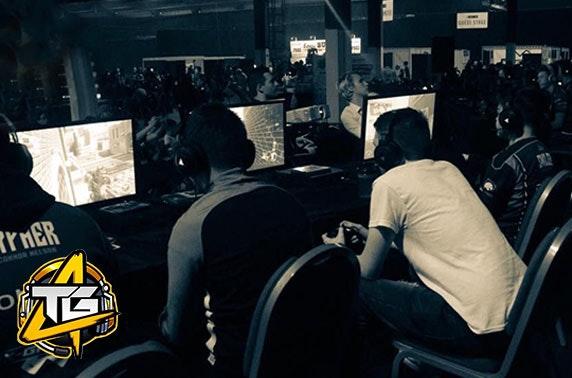 4TG Game Con at Ayr Racecourse