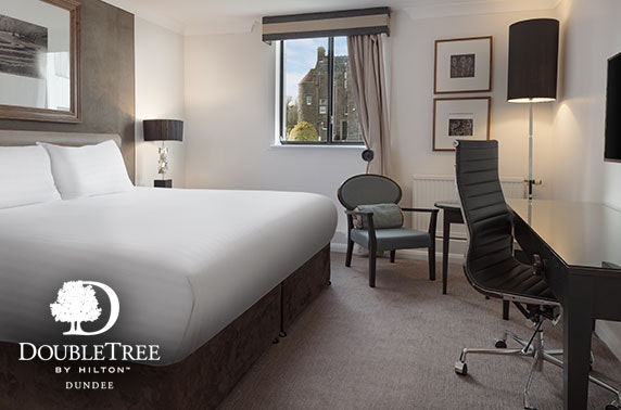 DoubleTree by Hilton Dundee stay