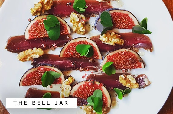 Small plates & wine at The Bell Jar, Southside