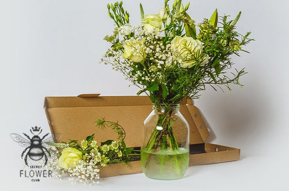 Letterbox bouquets - from £15