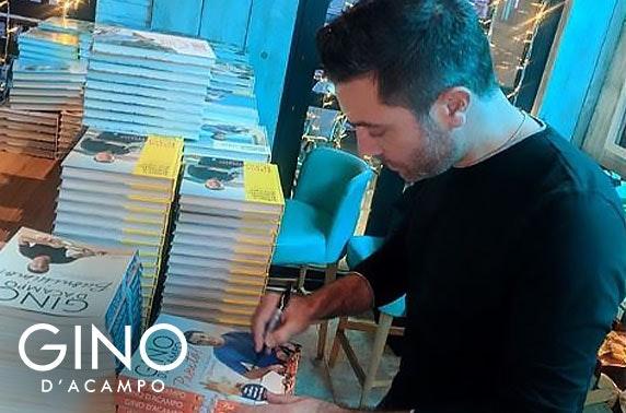 Gino D'Acampo Prosecco masterclass
