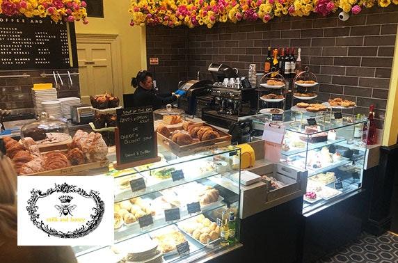 Breakfast, brunch or lunch - Milk & Honey George Street