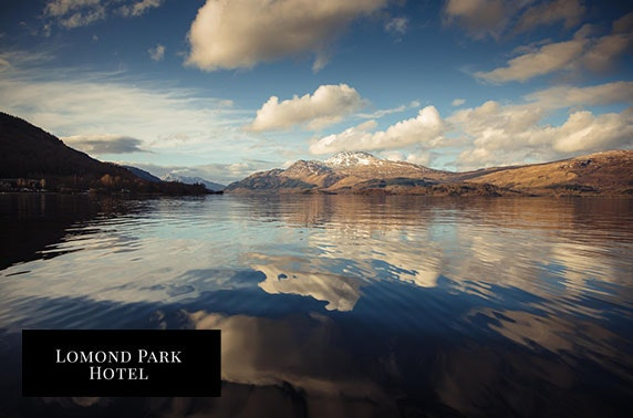 Loch Lomond stay - from £45