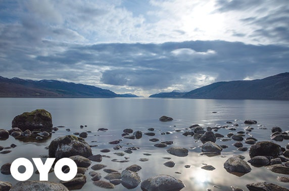 Loch Ness stay - from £45