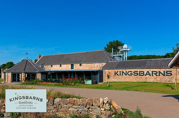 Kingsbarns Whisky Distillery tour
