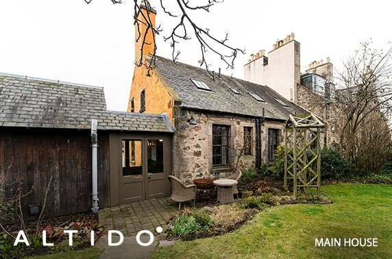 Luxury self-catering stay nr Calton Hill, Edinburgh