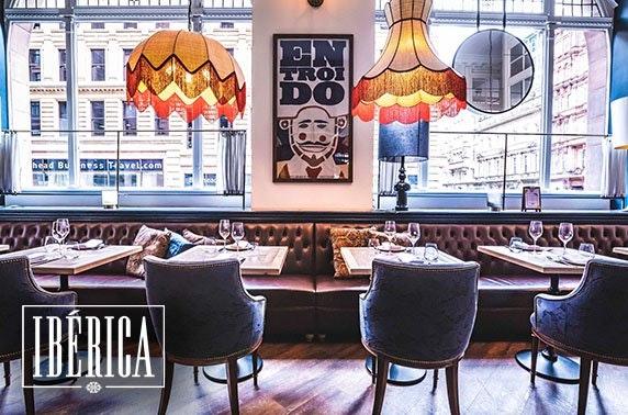 Ibérica Spanish dining