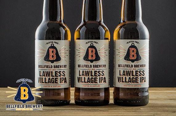 Bellfield Brewery tour - £6pp