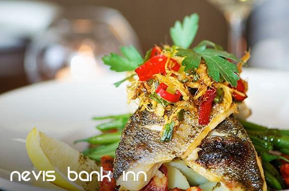 4* Nevis Bank Inn - valid 7 days!