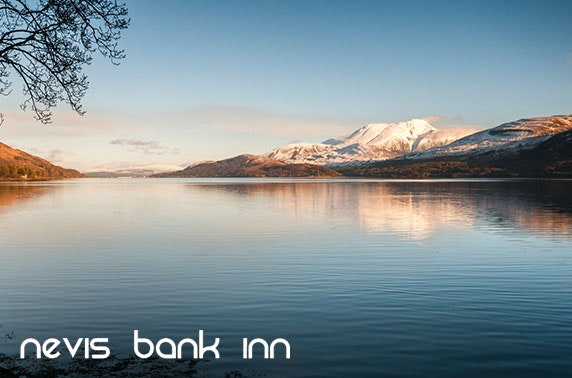 4* Nevis Bank Inn - valid 7 days!