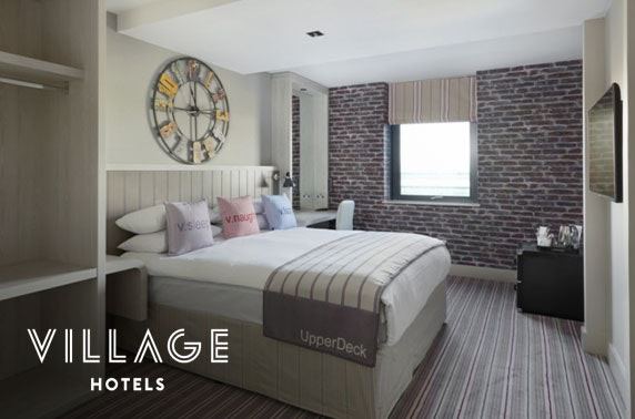 4* Village Hotel Edinburgh stay - £65