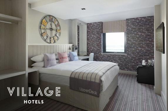 4* Village Hotel Edinburgh stay - £65