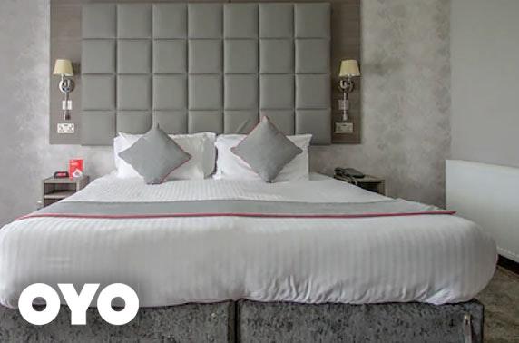 Dryfesdale Hotel stay, Gretna