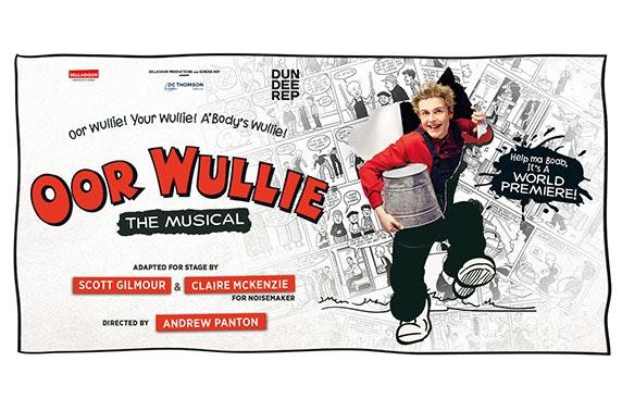Oor Wullie at King's Theatre, Edinburgh