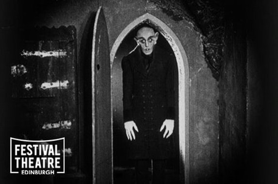 Silent Cinema: Nosferatu at Festival Theatre, Edinburgh