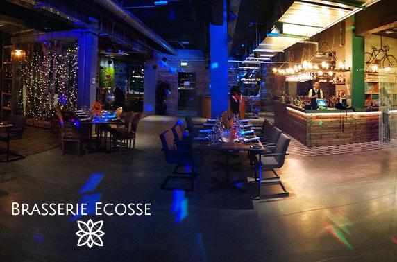 Brasserie Ecosse, Dundee Waterfront