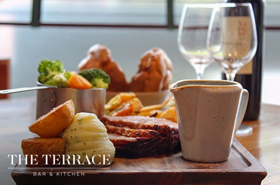 The Terrace Bar & Kitchen Sunday roast