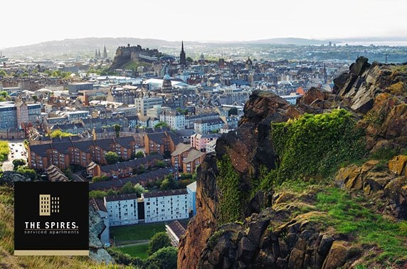 Edinburgh City Centre serviced apartments