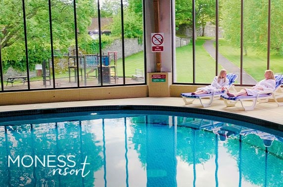 Moness Resort getaway - valid 7 days!