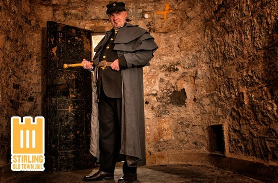 Stirling Old Town Jail escape room