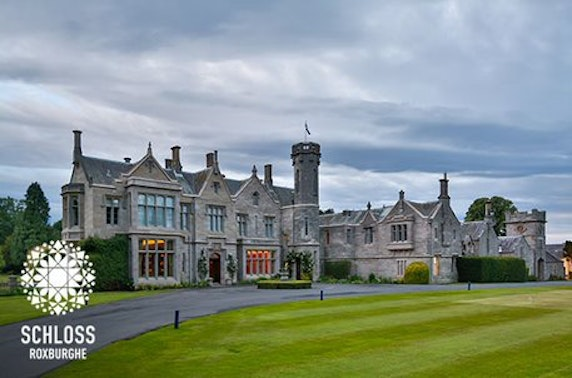 The Roxburghe Championship Golf Course - valid 7 days!