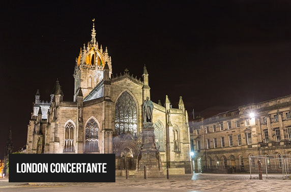 Valentine's Piano Recital by Candlelight, St Giles' Cathedral