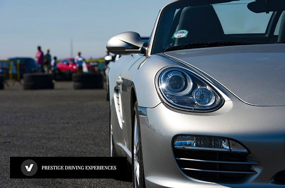 Prestige Driving Experience, Glasgow or Aberdeen