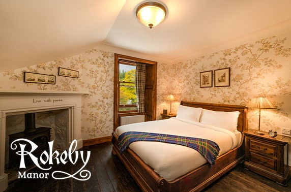 Rokeby Manor getaway - valid 7 days