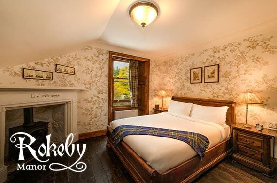 Rokeby Manor getaway - valid 7 days