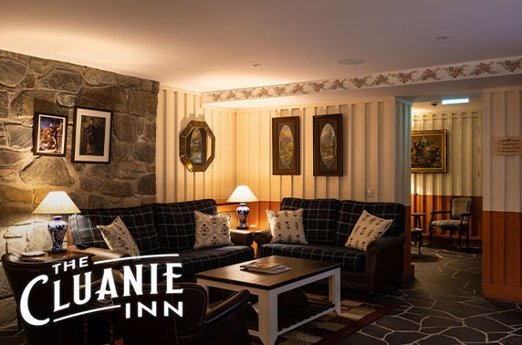 The Cluanie Inn getaway - valid 7 days