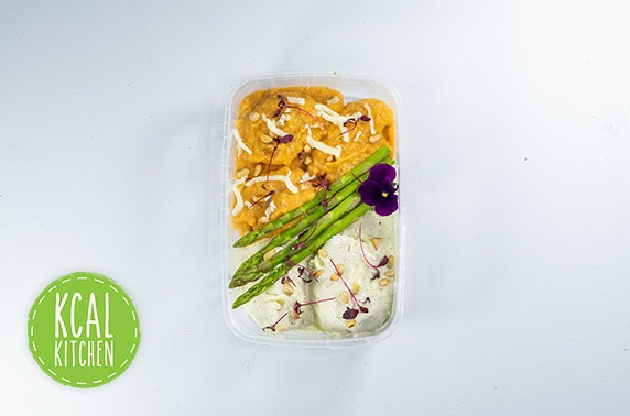 Kcal Kitchen healthy meal plans - from £2.90 per meal