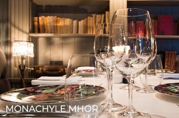 4* Monachyle MHOR Hotel stay