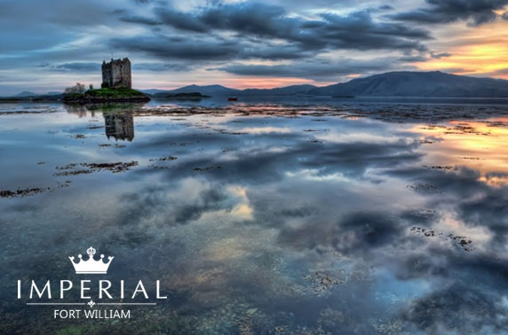 Fort William stay - from £59