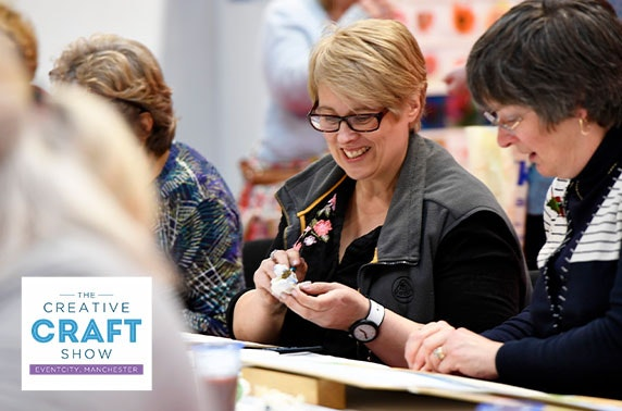 Creative Craft Show Manchester tickets - £5pp