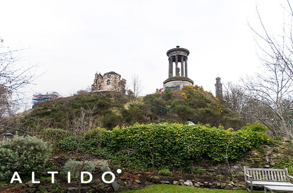 Luxury self-catering stay nr Calton Hill, Edinburgh