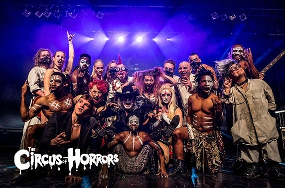 Circus of Horrors, Perth Concert Hall
