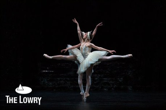 Birmingham Royal Ballet's Swan Lake at The Lowry