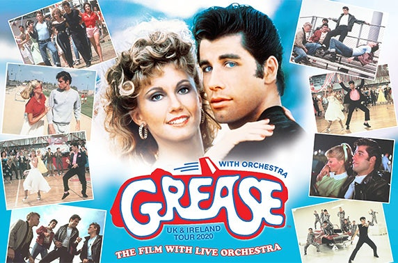 Grease in Concert, Bridgewater Hall