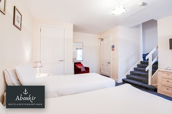 Carnoustie stay - from £49