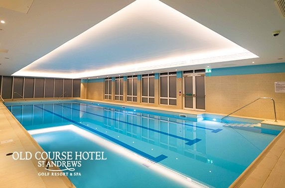 5* Old Course Hotel luxury DBB - from £199