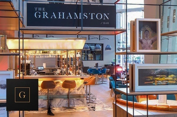 The Grahamston Prosecco unlimited afternoon tea with live music, City Centre