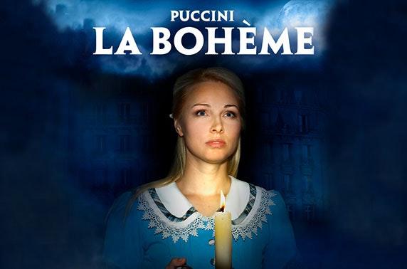 La Bohème at Palace Theatre, Manchester