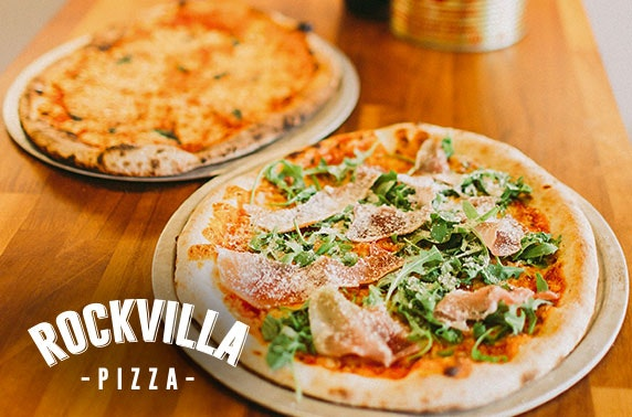 Rockvilla Pizza kits - collection or delivery!