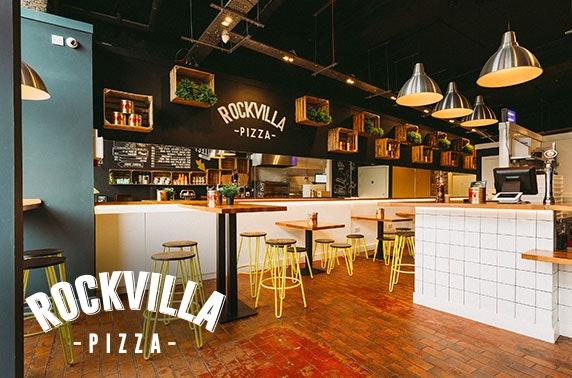 Rockvilla Pizza - valid 7 days!