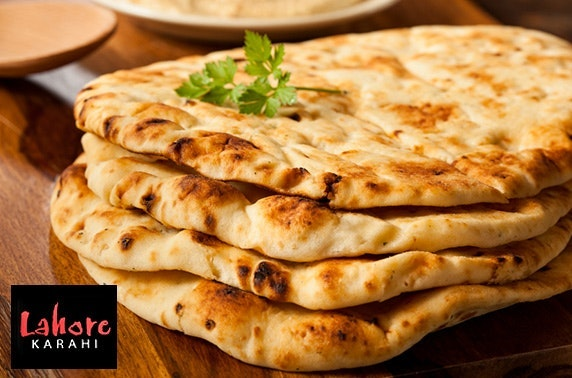 Authentic Indian dining - from £6pp