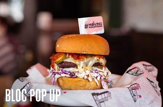 Bloc Pop Up dining & drinks, Finnieston